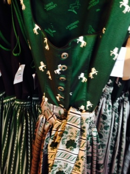 Close-up of Dirndl