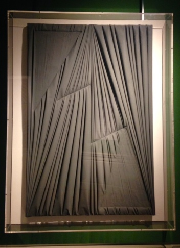 A Piece by Mariani Featuring Folds