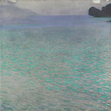 "Klimt ""On Lake Attersee"""